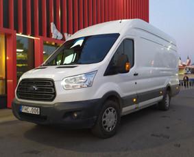 Krovininių ir keleivinių mikroautobusų nuoma