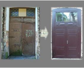 Durys. Vartai. Langai. Automatika