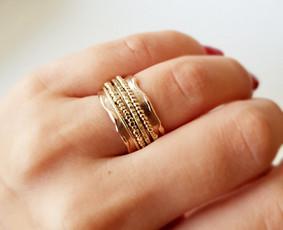 Moov jewelry papuošalai iš sidabro, aukso