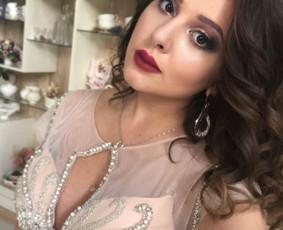 Angelika prof Makeup Artist