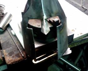 Metalo gaminiai, suvirintojas