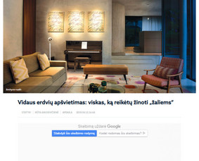 Tekstų kūrėja, žurnalistė Rūta Anusevičienė / Rūta Anusevičienė / Darbų pavyzdys ID 874039