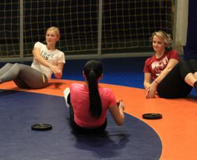 Dziudo ir fitneso treniruotės suaugusiems ir vaikams