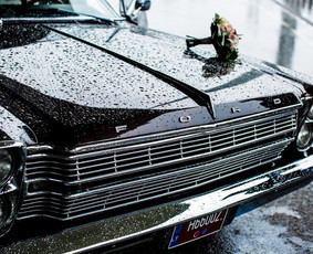 "Retro automobilis ""Ford Galaxie"" auto nuoma"