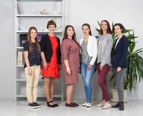 Vilniaus jėzuitų gimnazijos anglų kalbos korepetitorė