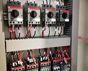 Automatikos, elektros, apsaugos ir vaizdo stebėjimo darbai