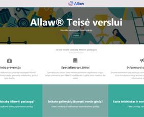 Allaw® įmonės (grupės) teisininkas kaip paslauga