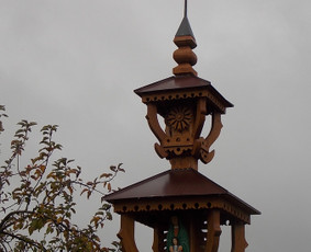 Kryžiai, koplytstulpiai, koplytėlės / Tomas Stambrauskas / Darbų pavyzdys ID 879377