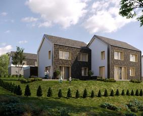 Architekto paslaugos. Gyvenamųjų namų projektavimas.