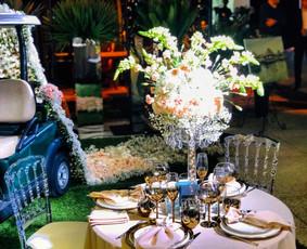 Balta Karūna - vestuvių floristika,dekoravimas,koordinavimas / Balta Karūna / Darbų pavyzdys ID 883609