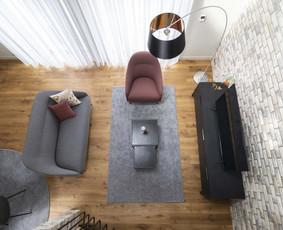 Vidaus apdailos darbai, interjero dizainas (Kaunas) / INTERHOUSE / Darbų pavyzdys ID 883905