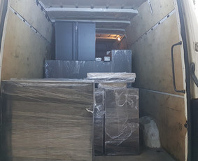 Perkraustymo paslaugos krovinių pervežimas / Virgilijus / Darbų pavyzdys ID 884055