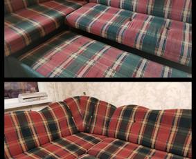 Minkštų baldų, kilimų, plytelių ir kt. valymas
