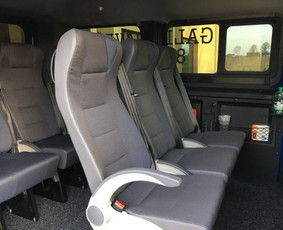 Keleivių pervežimai - mikroautobusų nuoma