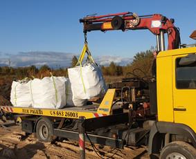 Kroviniu ir technikos pervežimas, tech. pagalba kelyje