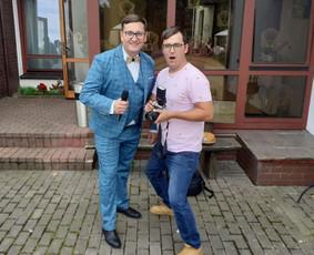 Laurynas Lokys - vedėjas visoje Lietuvoje ir ne tik! / Laurynas Lokys / Darbų pavyzdys ID 889045