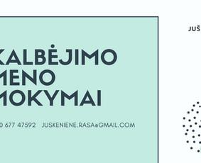 UŽIMTUMAS/EDUKACIJA - Renginių organizavimas