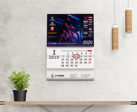 UAB JW TRADE 2020 m. Kalendoriaus dizainas @ 2019 Linorté Design