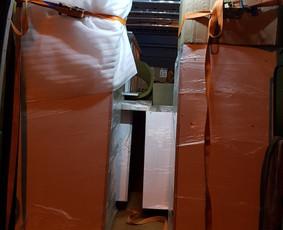 Perkraustymo paslaugos krovinių pervežimas / Virgilijus / Darbų pavyzdys ID 884053