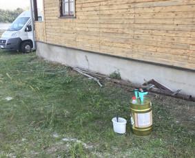 Mobilios smėliavimo paslaugos visoje Lietuvoje