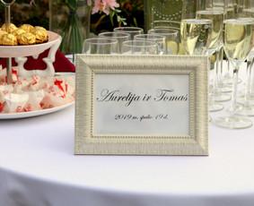 Pasirūpinsime Jūsų vestuvėmis nuo A iki Z