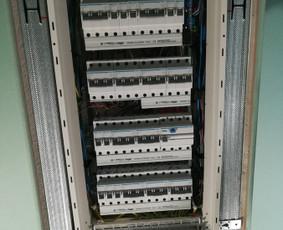 Elektrikas Vilniuje, Elektros darbai