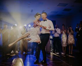 Vestuvinio šokio pamokos Kaune pas Justiną