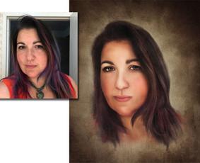 Nuotraukų restauravimas, spalvinimas, atpaišymas.