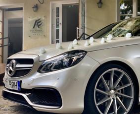 Prabangių automobilių nuoma vestuvėms ir kt. šventėms / Benz4Rent / Darbų pavyzdys ID 904507