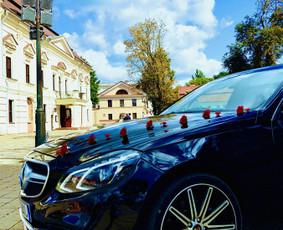 Prabangių automobilių nuoma vestuvėms ir kt. šventėms / Benz4Rent / Darbų pavyzdys ID 904509