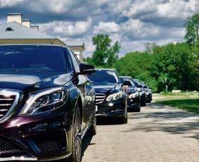 Prabangių automobilių nuoma vestuvėms ir kt. šventėms / Benz4Rent / Darbų pavyzdys ID 904511