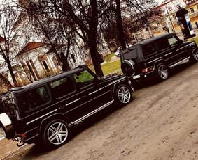 Prabangių automobilių nuoma vestuvėms ir kt. šventėms / Benz4Rent / Darbų pavyzdys ID 904515