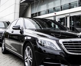 Prabangių automobilių nuoma vestuvėms ir kt. šventėms / Benz4Rent / Darbų pavyzdys ID 904517