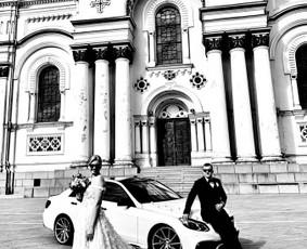 Prabangių automobilių nuoma vestuvėms ir kt. šventėms / Benz4Rent / Darbų pavyzdys ID 904521