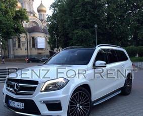 Prabangių automobilių nuoma vestuvėms ir kt. šventėms / Benz4Rent / Darbų pavyzdys ID 904523