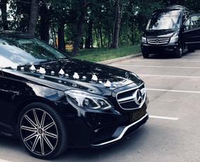 Prabangių automobilių nuoma vestuvėms ir kt. šventėms / Benz4Rent / Darbų pavyzdys ID 904525
