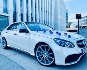 Prabangių automobilių nuoma vestuvėms ir kt. šventėms / Benz4Rent / Darbų pavyzdys ID 904527