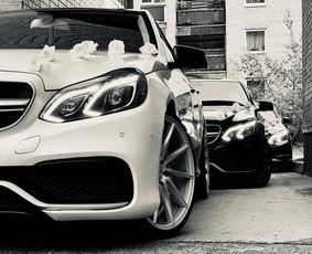 Prabangių automobilių nuoma vestuvėms ir kt. šventėms / Benz4Rent / Darbų pavyzdys ID 904533
