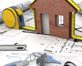 Kadastriniai matavimai, pastatų pridavimas