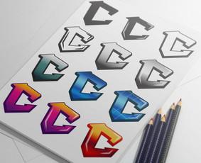 Iliustracijų ir logotipų kūrimas