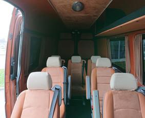 Keleivių pervežimas