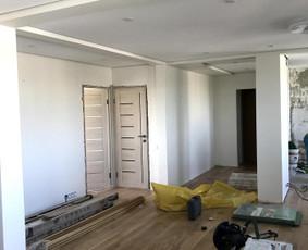Statybos-apdailos darbai