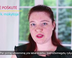 Šaunūs Alfa klasės lietuvių k. mokytojai Vilniuje ir Kaune! / Alfa Klasė / Darbų pavyzdys ID 910379