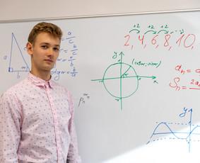 Puikių Alfa klasės matematikos mokytojų komanda!