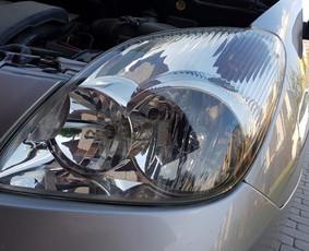 Automobilių ir žibintų poliravimas