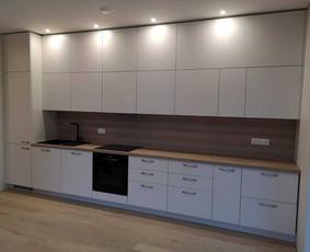 Virtuvės baldų projektavimas ir gamyba