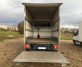 Krovinių pervežimas perkraustymas Vilniuje ir visoj Lietuvoj