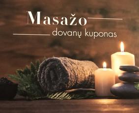 Masažai/Celiulito gydymas (Kaunas)