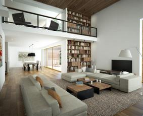 Projektuojame patogius, tvarius ir ilgaamžius namus.
