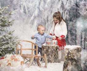 Kalėdinės fotosesijos, šeima, vaikai ir kitos progos